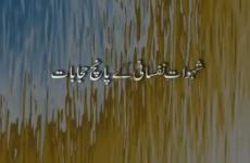 Shehwat-e-Nafsani k 5 Hijabat-by-Shaykh-ul-Islam Dr Muhammad Tahir-ul-Qadri