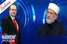 Interview of Dr Muhammad Tahir-ul-Qadri (Special Transmission August main March Sama News) Anchor: Nadeem Malik-by-Shaykh-ul-Islam Dr Muhammad Tahir-ul-Qadri