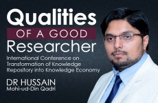 Qualities of a Good Researcher International Conference on Transformation of Knowledge Repository into Knowledge Economy-by-Dr Hussain Mohi-ud-Din Qadri