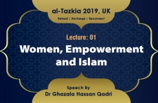 Women, Empowerment and Islam Lecture 01